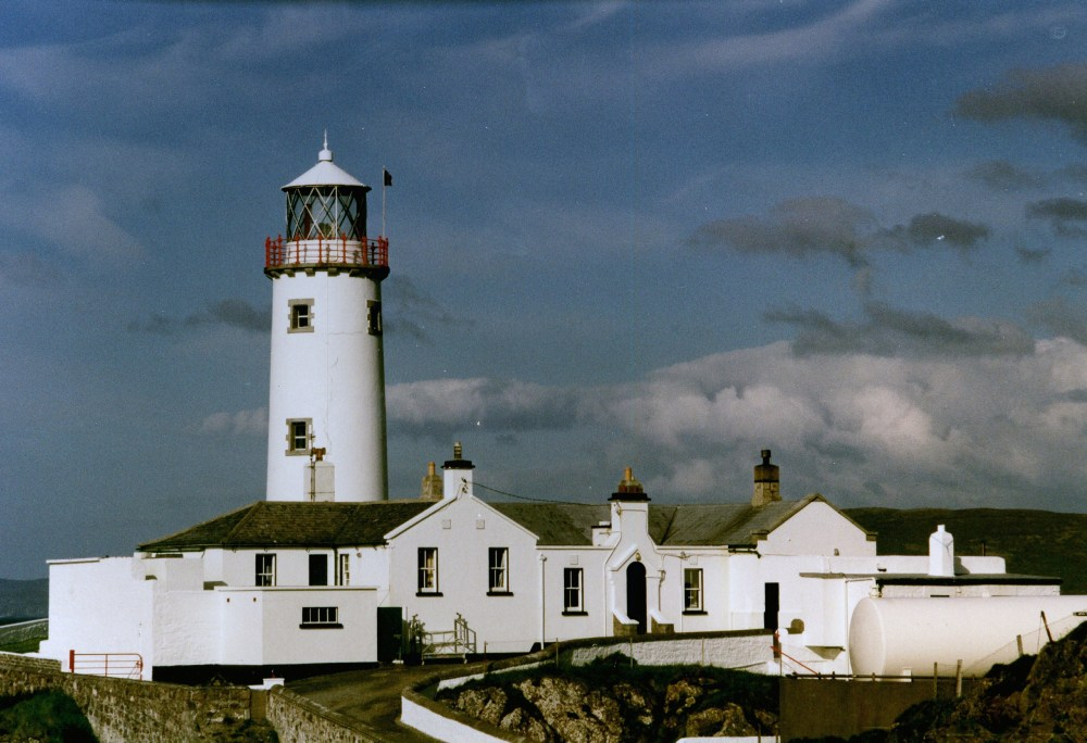 Classic Fanad Lighthouse, Donegal