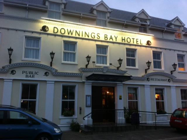 The Downings Bay Hotel, Donegal
