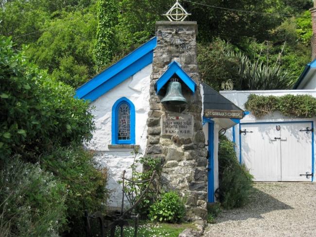 St.Gobban's church, Portbradden, County Antrim