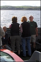 On the Rathlin Island ferry