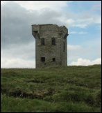 Watchtower, Glen Head, County Donegal